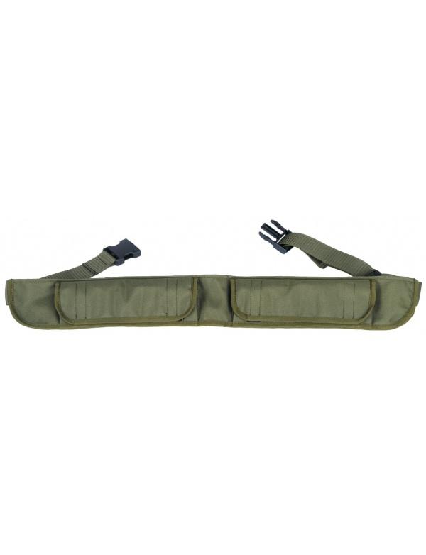 Pás Dasta * 306-3 * Lovecký pás brokový, s chlopněmi textilní