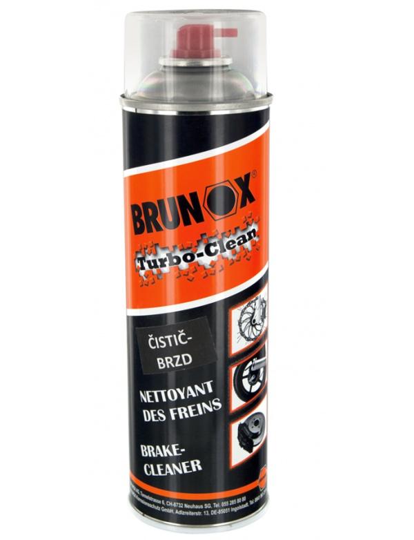 Olej Brunox - Turbo clean 500ml (čistič a odmašťovač)