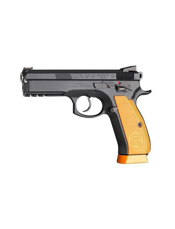 Pistole samonabíjecí CZ 75 SP-01 SHADOW Orange, r.9mm Luger