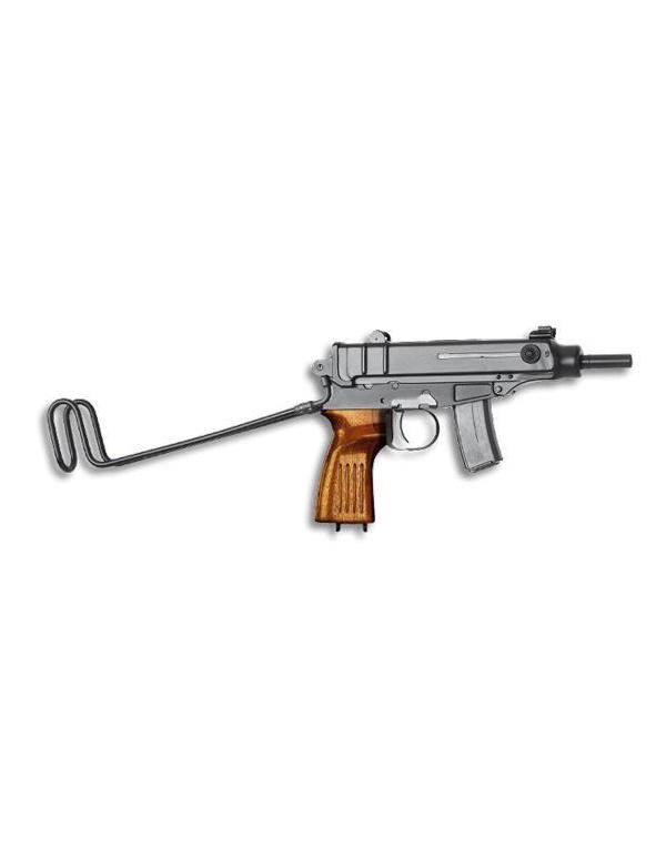Pistole samonabíjecí CZ Skorpion 61 S, r.7,65 Browning