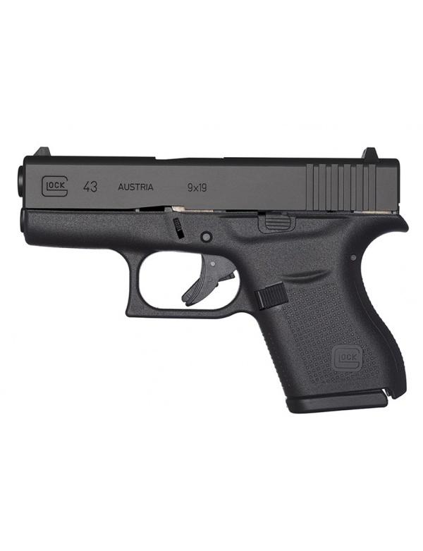 Pistole samonabíjecí Glock 43,9mm Luger
