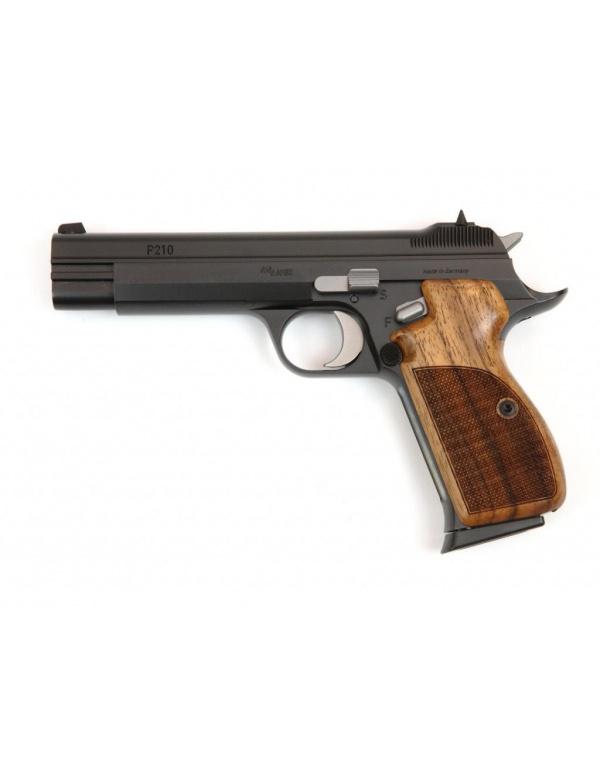 Pistole samonabíjecí SIG Sauer P210 LEGEND BLACK r. 9mm Luger