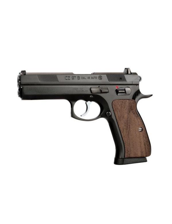 Pistole samonabíjecí CZ 97 B, r.45 ACP - černý lak