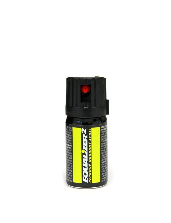 Spray Šedivý - EQUALIZER 2 (40ml) - tekutá střela