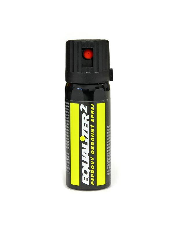 Spray Šedivý - EQUALIZER 2 (50ml) - tekutá střela
