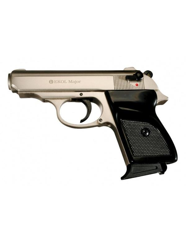 Plynová pistole Ekol Major M 88, r.9 P.A. Satina (saténová)