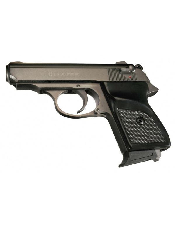 Plynová pistole Ekol Major M 88, r.9 P.A. Fume (kouřová)