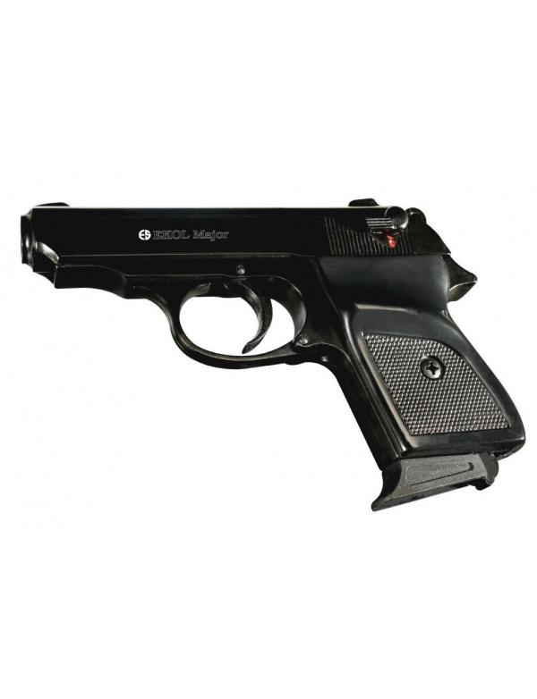 Plynová pistole Ekol Major M 88, r.9 P.A. Black (černá)
