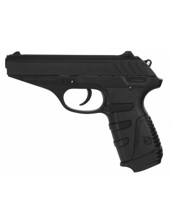 Vzduchová pistole GAMO P-25 r.4,5mm, Blowback, 8 ran (GA6111376)