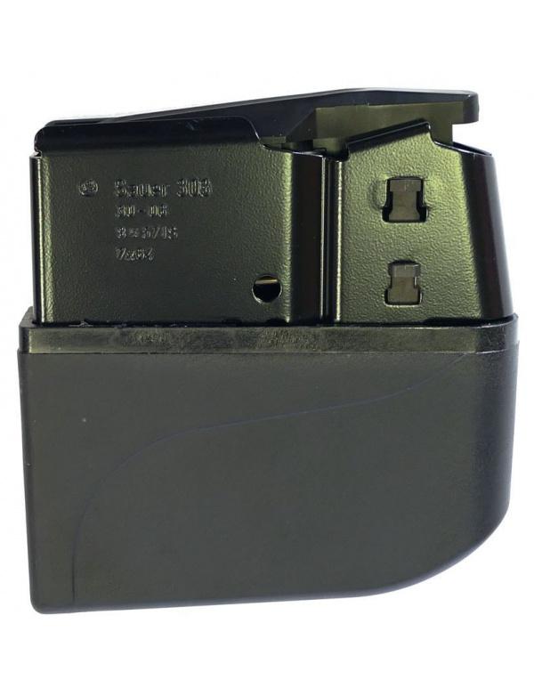 Zásobník Sauer S303 kapacita 5 ran, plastové dno, ráže 30-06/8x57 JS/7x64 (730162)
