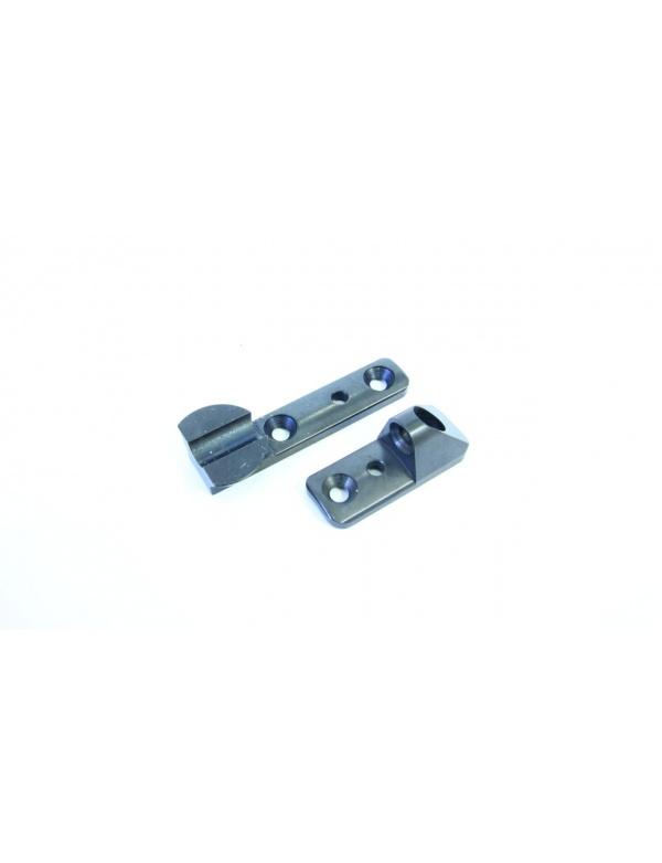Montáž VOERE - 2-dílná ocelová základna pro modely LBW