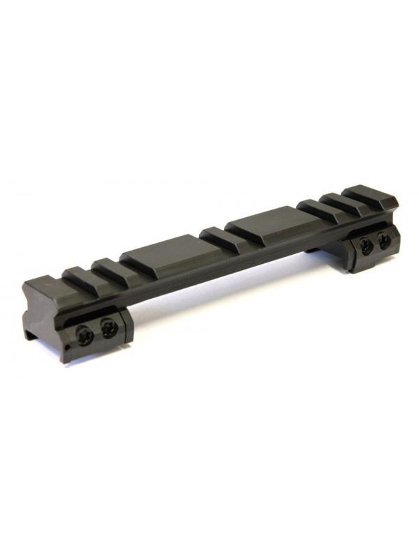 Montáž ACZ - weaver lišta CZ 130mm