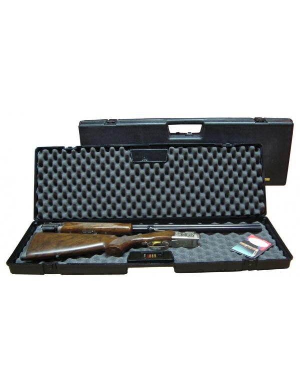 Kufr Negrini *1615 SI* rozl.zbraň, černé,1x zámek