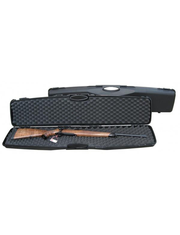 Kufr Negrini * 1643 SEC * na nerozloženou zbraň, černý plast, molitan