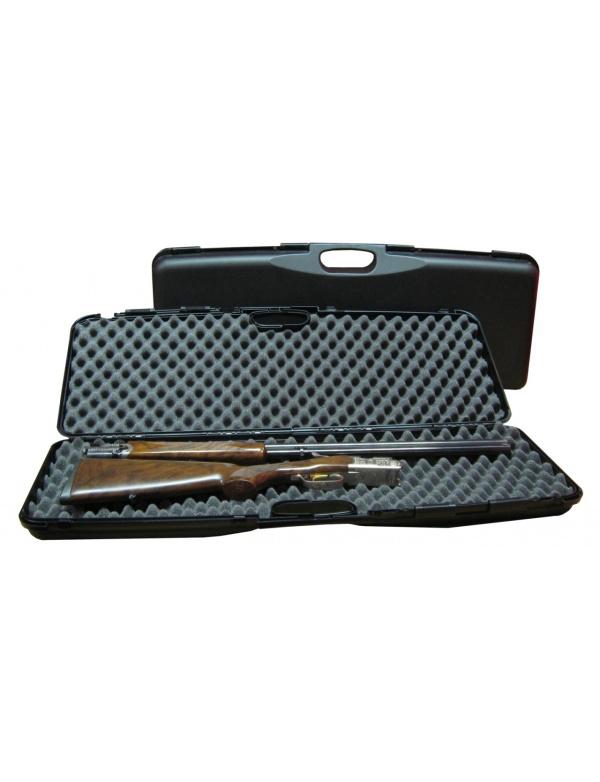Kufr Negrini * 1604 SEC * na rozloženou zbraň, černý plast, molitan
