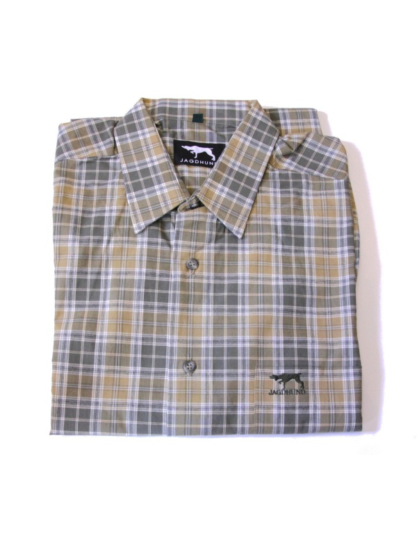 Košile JAGDHUND * Bernhard * dlouhý rukáv, 100%bavlna