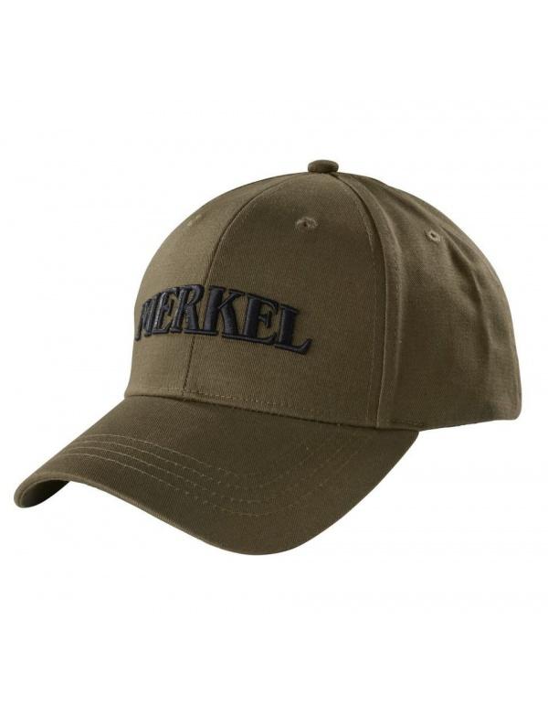 Čepice Merkel - MG Solid Olive Cap