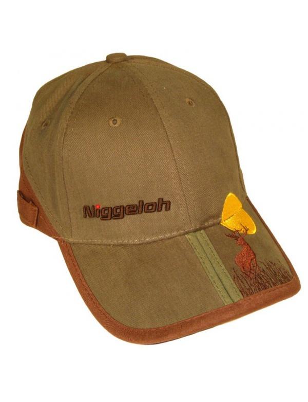 Čepice Niggeloh - zelená (091100049)