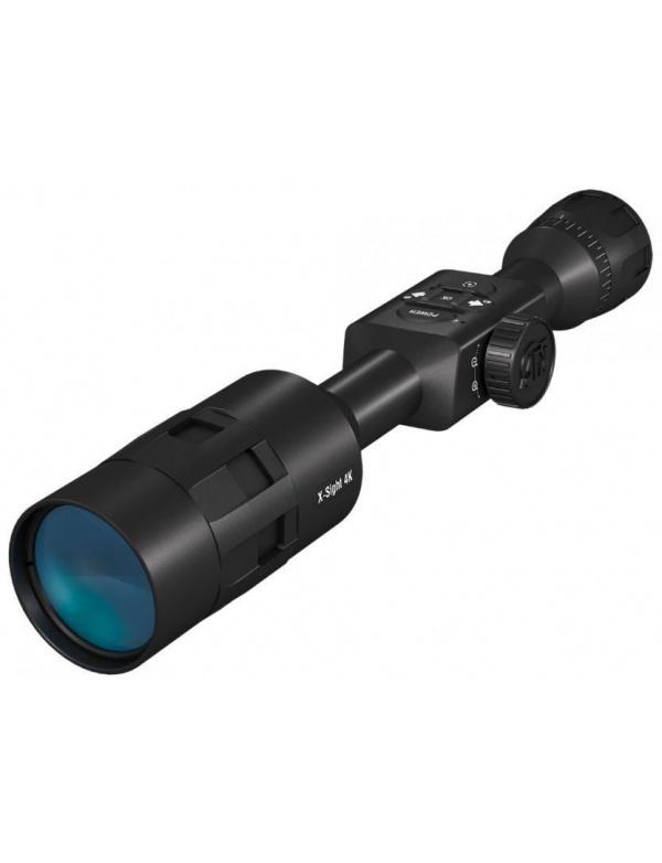 Noční vidění ATN - X-Sight 4K Pro 5-20x + IR přísvit, montáž, režim den/noc