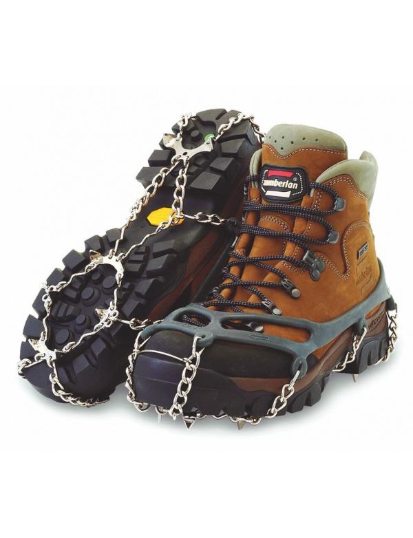 Řetězy Zamberlan - protiskluzové návleky na boty