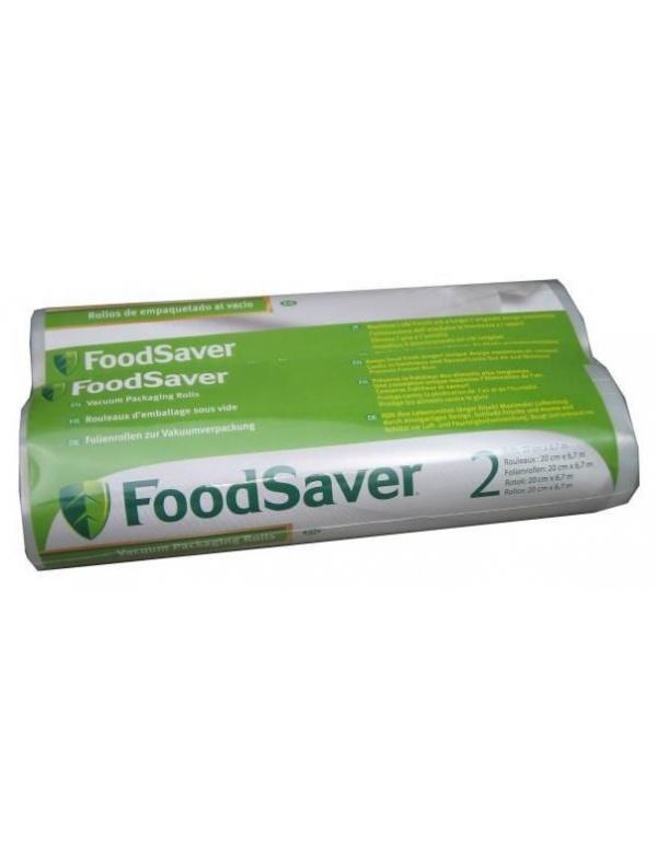 Potravinová fólie FoodSaver - sada 2ks rolka, 20x550cm (FSR2002-I / PO856)