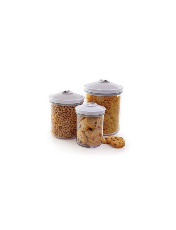 Nádoby FoodSaver - sada 3ks oválných nádob (FSC003-I / PO860)