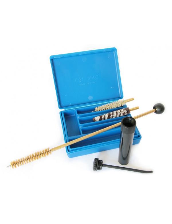 Čištění MegaLine - pistolové r.9mm / 38, modrá krabička (082/0009)