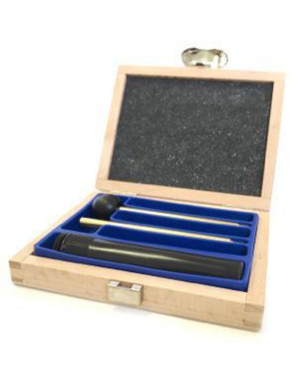 Čištění MegaLine - pistolové, dárková dřevěná kazeta (085/9)
