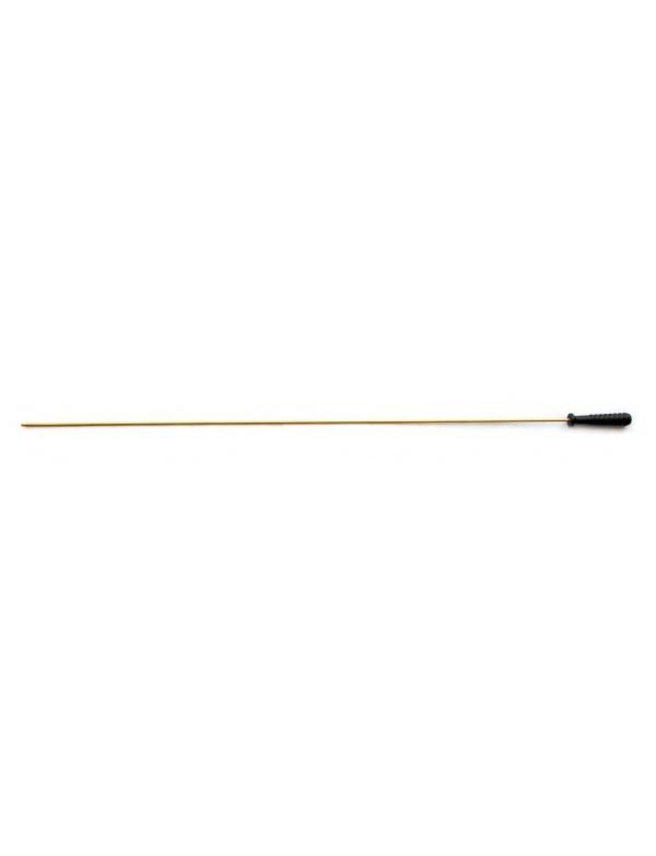 Čištění MegaLine - tyč mosazná, kulová, 1-dílná, vnější závit, pr. 5mm (106/0005)