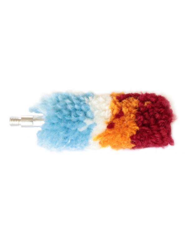 Čištění MegaLine - vytěrák r.12, bavlna, vnější závit (116/0012)