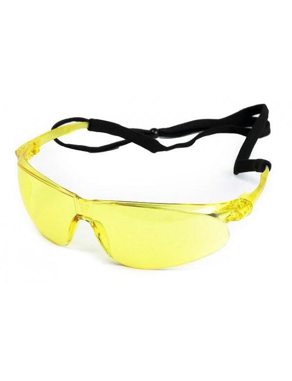 Brýle Peltor TORA (71501-00003M) žluté střelecké brýle