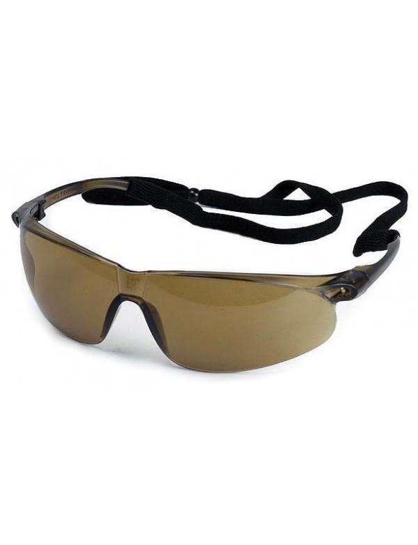 Brýle Peltor TORA (71501-00002M) hnědé střelecké brýle