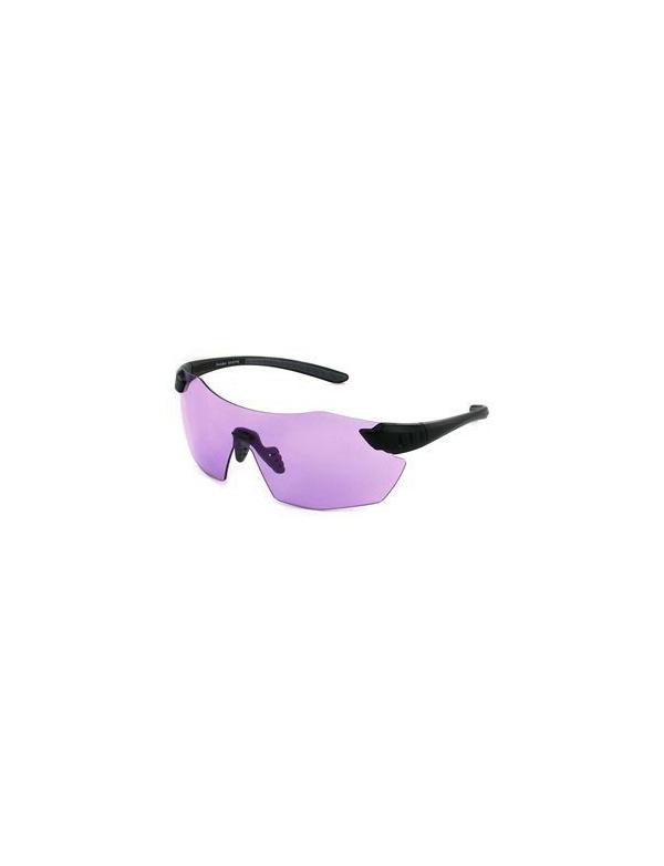 Střelecké brýle EVO - Chameleon (Purple), fialová skla