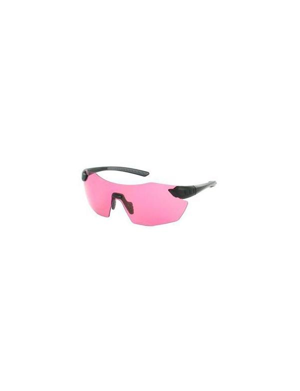 Střelecké brýle EVO - Chameleon (Rose), růžová skla