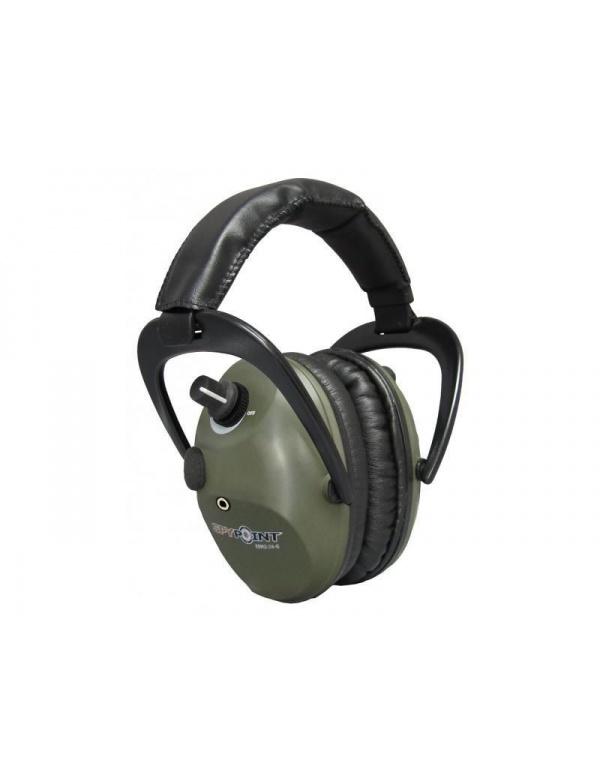 Sluchátka SPYPOINT střelecká a zesilující 6x AMY EEM2-24 zelená (EH680253)