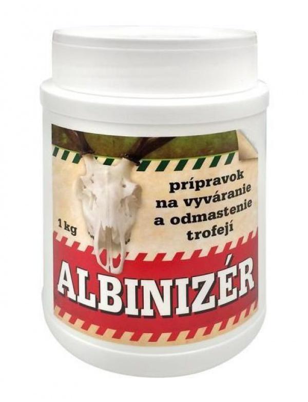 Čištění Albinizer - přípravek na vyváření trofejí 1kg