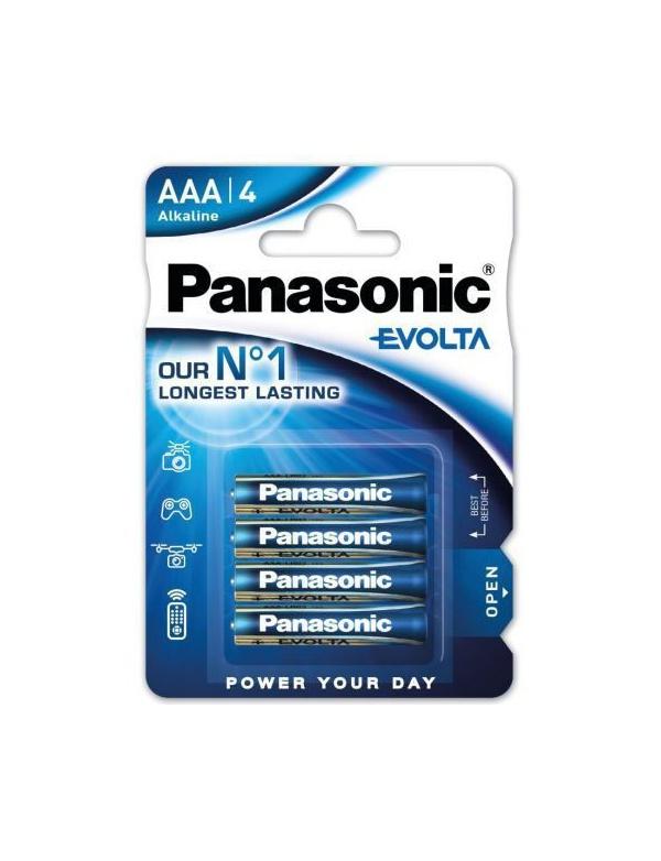 Baterie Panasonic LR03EGE/4BP EVOLTA AAA