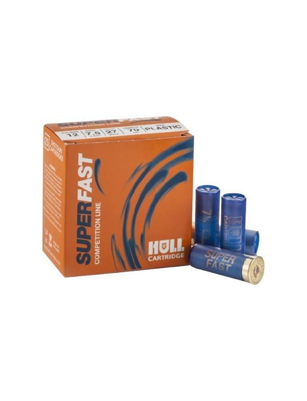 Náboj Hull * 12x70-2,3mm Super Fast 27g (12x27x7,5) Fibre