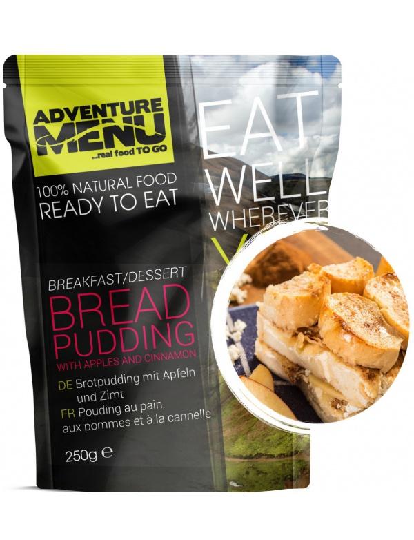 Jídlo AM * žemlovka s jablky a skořicí, 200g, samoohřev, Adventure Menu