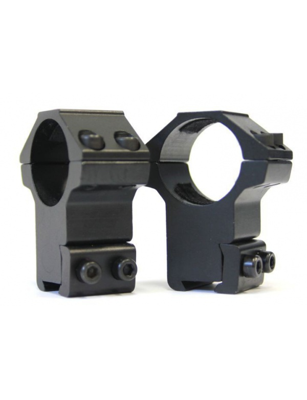Montáž REX - (8111) hliníková bez podhledu (25mm) 2dílná, 11-12mm rybina, vysoká, zesílená