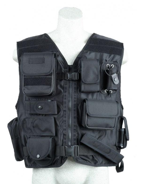 Vesta Dasta * 839 * Taktická vesta bez pouzdra na pistoli