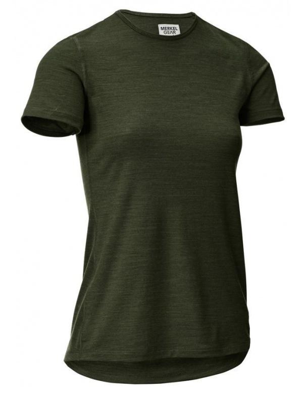 Triko Merkel - Merino T-Shirt W's 37.5 (dámské) - VZOROVÁ