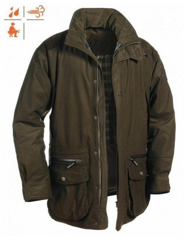Bunda Chevalier - UPLAND COAT, pánská zimní (5201G)