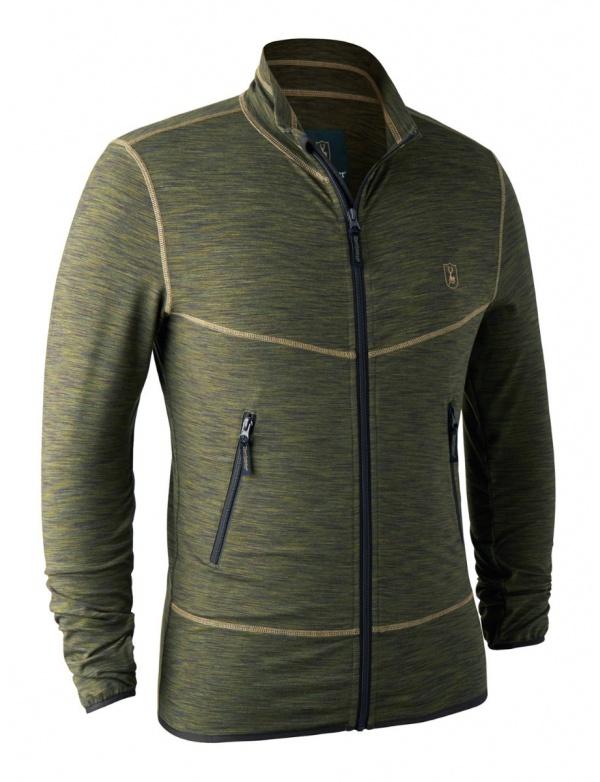 Bunda Deerhunter - Norden Insulated Fleece, 356 - Green Melange (5479)