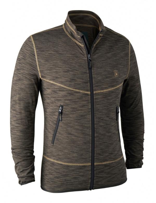 Bunda Deerhunter - Norden Insulated Fleece, 556 - Brown Melange (5479)