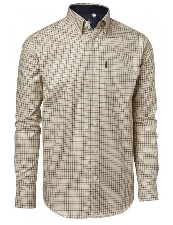 Košile Chevalier - CARL SHIRT BD LS (2659C)
