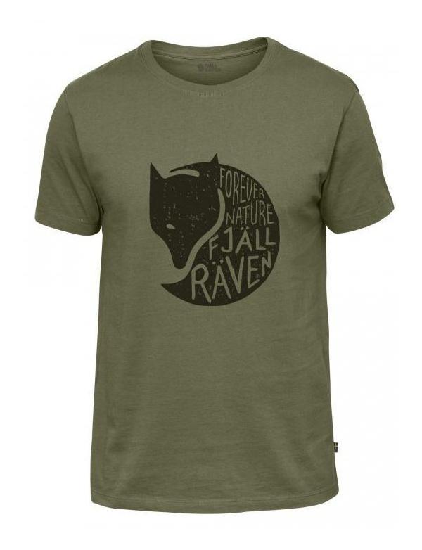 Triko Fjällräven Forever Nature T-Shirt (81951), kr. rukáv, barva 620