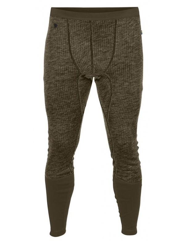 Termoprádlo Fjällräven Värmland Woolterry Long Johns (90842), termo kalhoty, barva 633 -