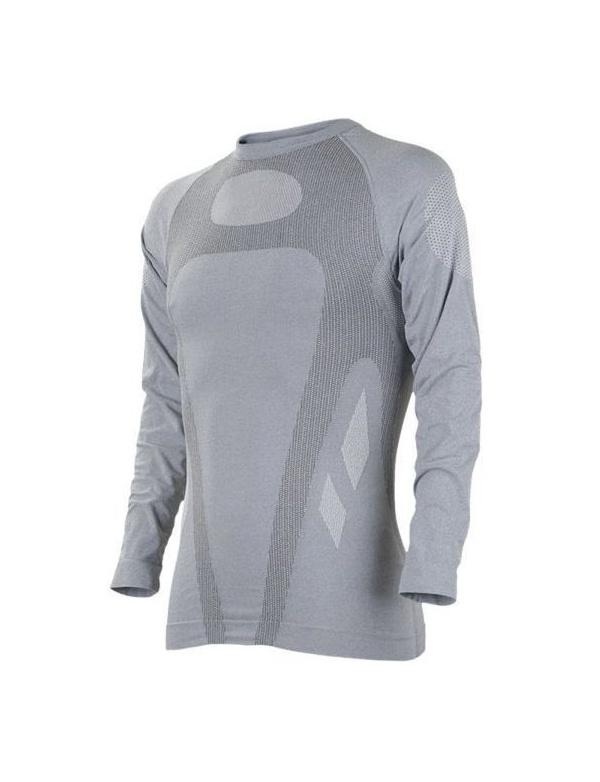 **Termoprádlo HI-TEC - Herman triko, dlouhý rukáv,šedé, vel. L, XL, XXL (410025)