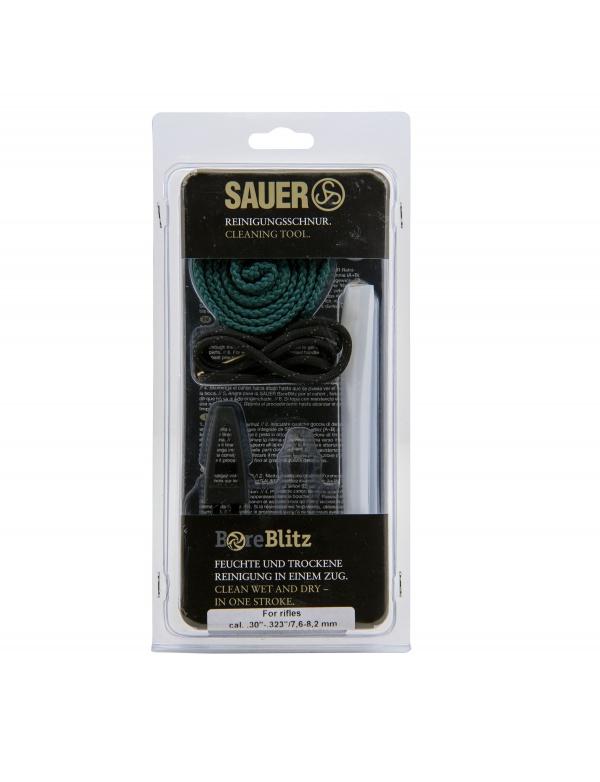 Čistící šňůra Sauer (Bore Blitz), ráže 6,3-9,5 mm